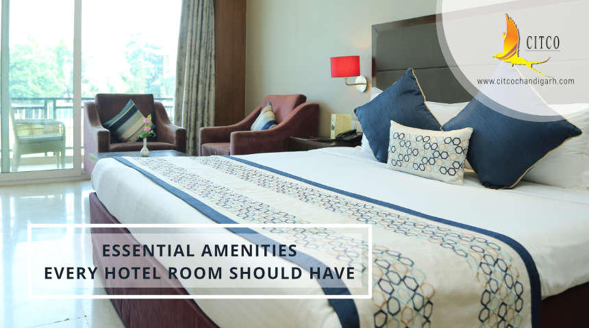 Essential Amenities Every Hotel Room Should Have