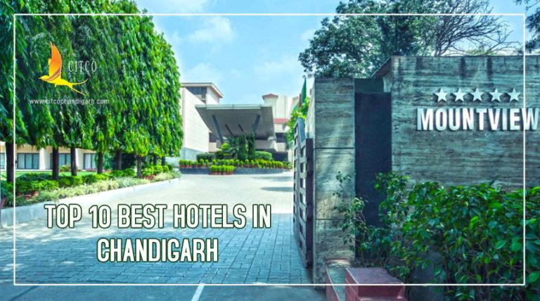 Top 10 Best Hotels In Chandigarh