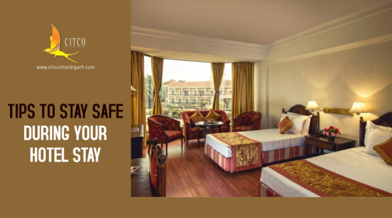 Tips To Stay Safe During Your Hotel Stay