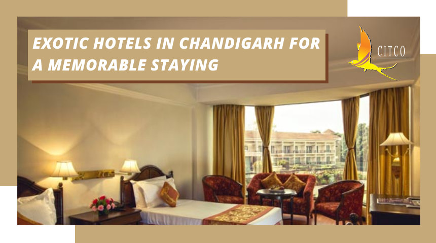 Exotic Hotels In Chandigarh For A Memorable Staying
