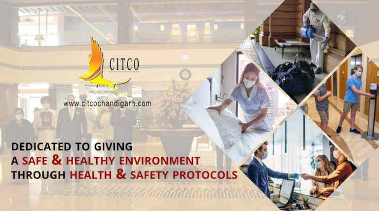 Dedicated to giving a safe and healthy environment through health and safety protocols