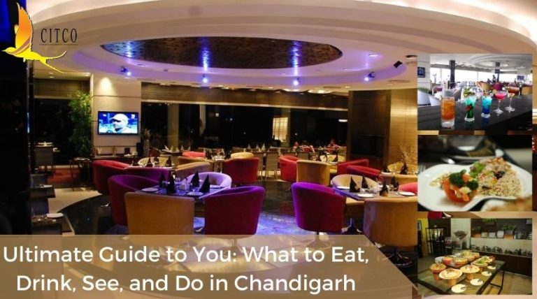 Ultimate Guide to You: What to Eat, Drink, See, and Do in Chandigarh