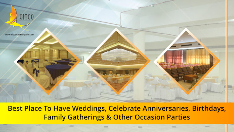 Best Place To Have Weddings, Celebrate Anniversaries, Birthdays, Family Gatherings & Other Occasion Parties