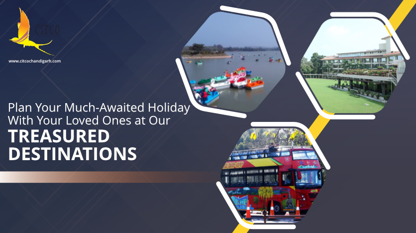 Plan Your Much-Awaited Holiday With Your Loved Ones At Our Treasured Destinations
