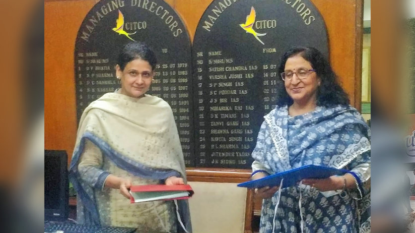 CITCO and IRCTC have signed MOU to work together to promote Tourism in Chandigarh.