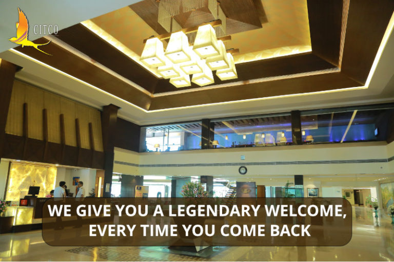 We Give You A Legendary Welcome, Every Time You Come Back